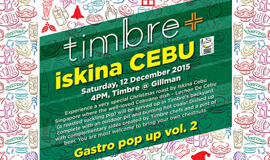 Timbre+ Pop Up 2