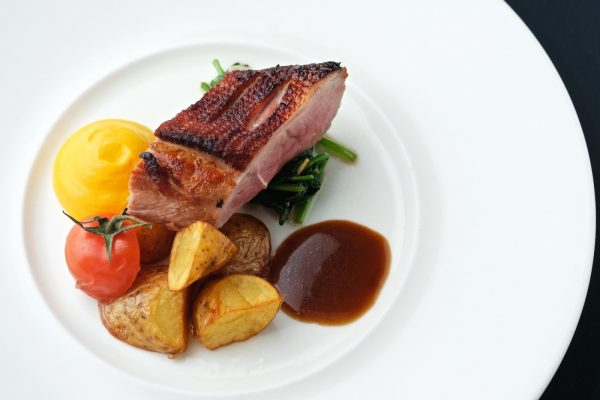 Sous Vide Duck Breast
