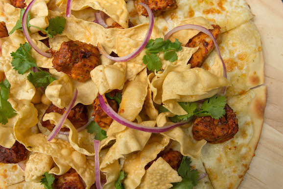 PIZZA Tandoor Chicken