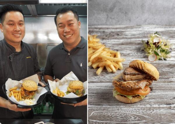 Wok In Burger, KEK